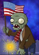 4th july flag