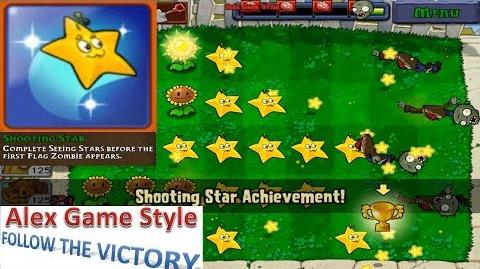 Plants vs. Zombies - Achievement - Shooting Star - Mini Games Seeing Stars (Android HD) Ep