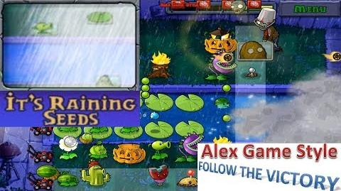 Plants vs. Zombies - Mini Games - It's Raining Seeds (Android Gameplay HD) Ep