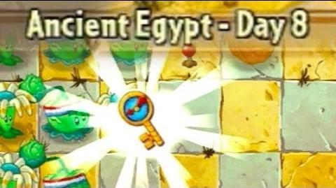 Ancient Egypt Day 8 - Walkthrough