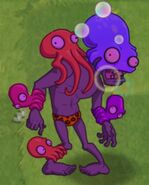 Hypnotized Octozombie