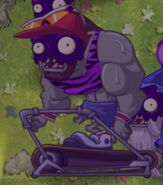 Poisoned Cardio Zombie