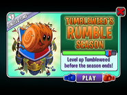 Tumbleweed's Rumble Season Ending