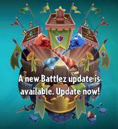 Battlez New Battlez Update Notice