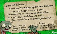 Carta de popcap para ea