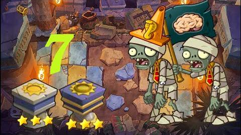 PvZ Online - Adventure Mode - Zphinx 7