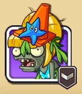 Bikini Conehead's Level 1 icon