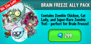 Brain Freeze Pack