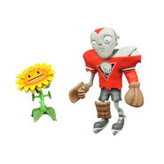 Goalie Star and Sunflower