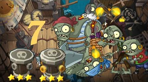 PvZ Online - Adventure Mode - Jia Banhai Shore 7