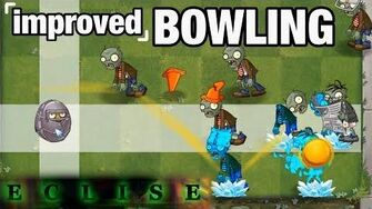 Recreating PvZ1's Wall-nut Bowling! - project ECLISE