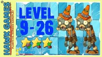 V1.0.81 Plants vs. Zombies All Stars - Viking World Level 9-26