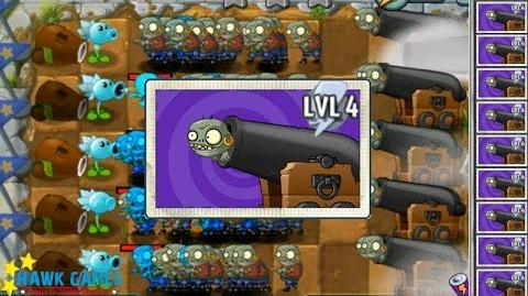 Plants vs Zombies 2 I, Zombie - Imp Cannon Zombie vs Plants 5