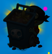 Stealthy Imp silhouette