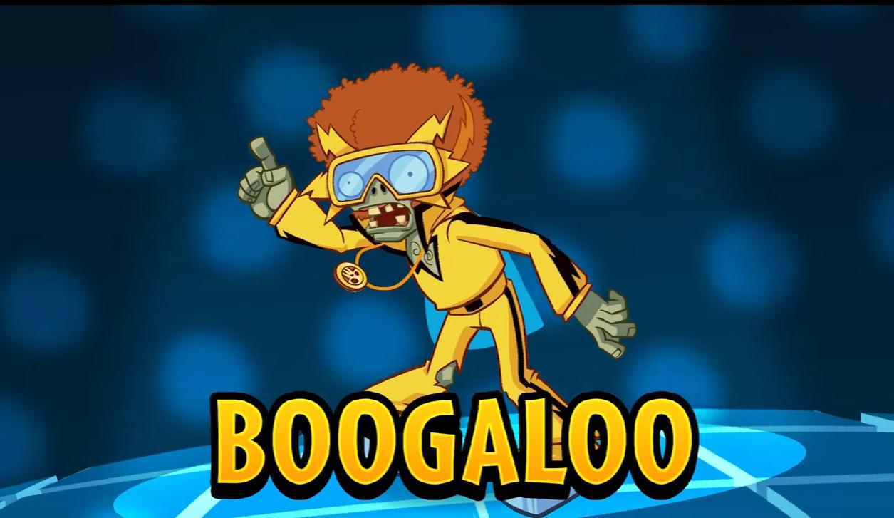 The boogaloos cartoon