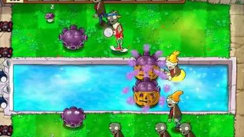 Plants vs Zombies - Zombie Nimble Zombie Quick - No Sunflower