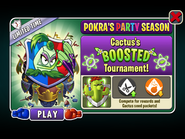 Pokra Party Season - Cactus' Boosted Tournament