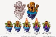 Tiki Torch-er concept art