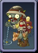 Lost Guide Zombie Almanac Icon