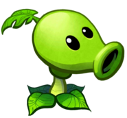 PvZH Peashooter