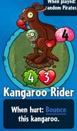 Receiving Kangaroo Rider