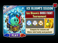 Ice Bloom's Year-End Season - Ice Bloom's BOSS FIGHT Tournament