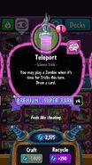 New Teleport Description