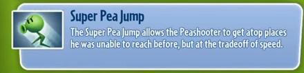 Super Pea Jump