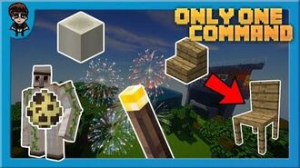 -Minecraft 1.15- Minecraft Improvements in One Command (Or Data Pack)