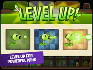 App Store Screenshots Level Up