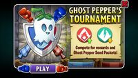 Ghost Pepper's Tournament