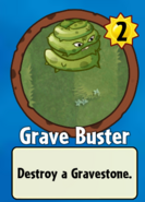 Grave buster