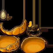 Pumpkin Shell texture 1