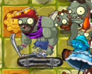 Cardio Zombie in Lost City