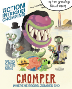 Chomper poster