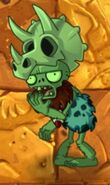 Fainted Fossilhead Zombie