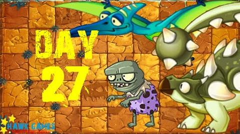 Jurassic Marsh Day 27