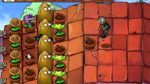 Plants vs Zombies Pogo Party (easy strategy)