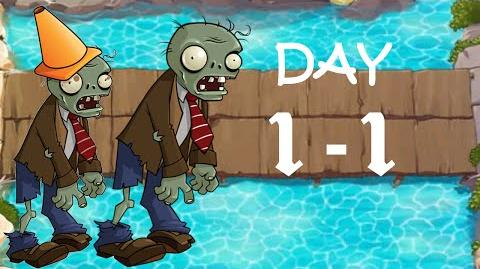 Android Plants vs. Zombies Journey To The West - War of The Spider Woman 1-1