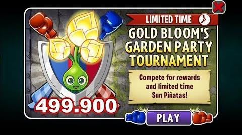 PVZ 2 Battlez Week 44 Perfect Strategy Over 499.900 (Gold Bloom)