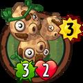 Three-NutH
