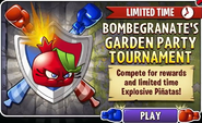 Bombegranate´s Garden Party Tournament Revision 1