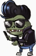 Greaser imp concept