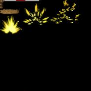 Legend zombie Sprinter bullet