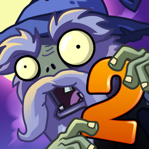 File:Plants Vs. Zombies™ 2 It's About Time Square Icon (Versions 2.5 to 2.6).png