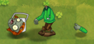 Dead Luck O' the Buckethead Zombie