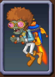 Disco Jetpack Zombie Icon2