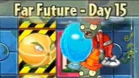 Far Future Day 15 - Plants vs Zombies 2 Its About Time