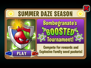 Summer Daze Season - Bombegranate Boosted Tournament