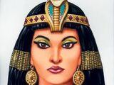 Hero Cleopatra Zombie